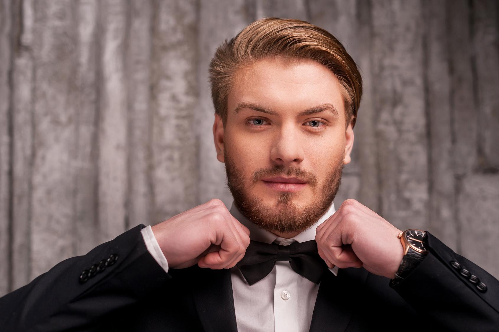 coupe de cheveux homme mariage